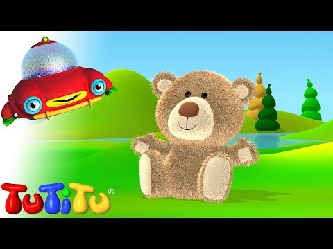 TuTiTu Teddy Bear