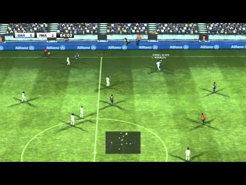 [พากย์ไทย] Barcelona VS Real Madrid [P.E.S.2012]