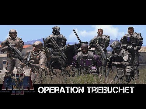 Operation Trebuchet - Halo in ArmA 3