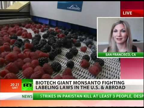 Monsanto to be slain by Brazilian farmers?