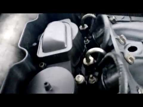BMW e46 320d 136hp injector smoke and tapping problem