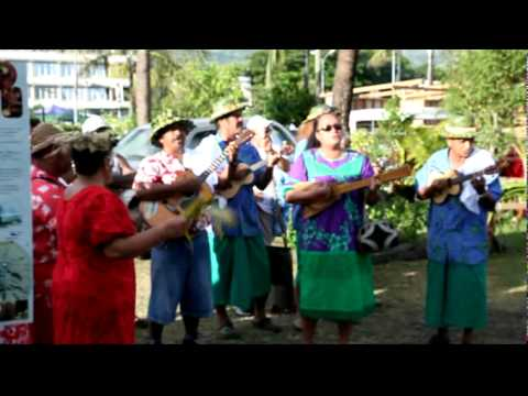 Music video musique-tahitienne-2.avi - Music Video Muzikoo