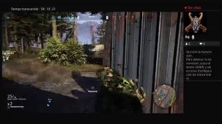 Transmisión de PS4 en vivo de BAMBOOPRO7 ghost