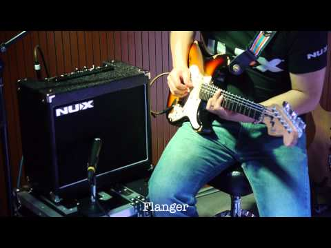 Nux Mighty 30SE Sound Clip Vedio