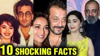 Sanjay Dutt And Madhuri Dixit 10 SHOCKING UNKNOWN Facts | Khalnayak | KALANK