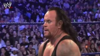 UNDERTAKER VS BIG SHOW WWE 2008