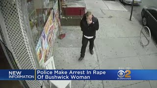 Arrest In Bushwick Rape
