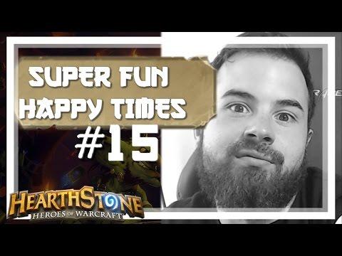 [Hearthstone] SUPER FUN HAPPY TIMES #15