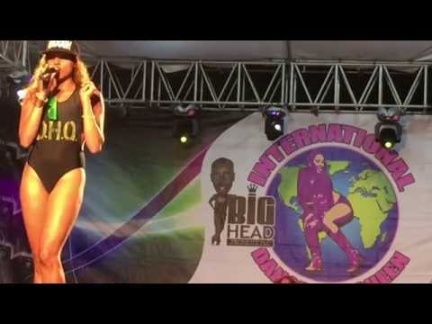International DanceHall Queen Competition (Jamaica)