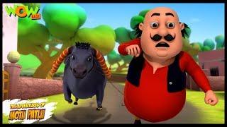 Icchadhari Bhains - Motu Patlu in Hindi - 3D Animation Cartoon - As on Nickelodeon