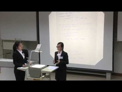HSBC Asia Pacific Business Case Competition 2013 - Round1 F4 - CUHK