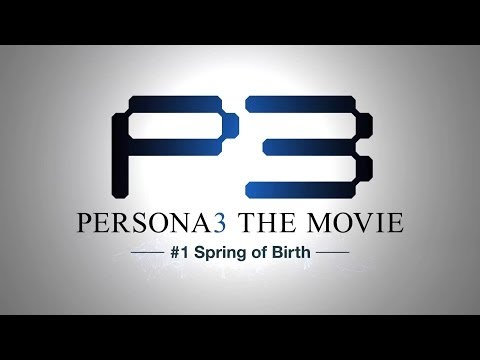 Watch Persona 3 the Movie 1: Spring of Birth (2014) Online Free Putlocker