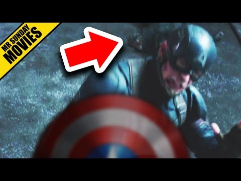 Who Dies In CAPTAIN AMERICA: CIVIL WAR (Trailer 2 & Comic Breakdown)
