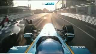 2014 Formula E - Hrůzná nehoda  nebo záměr ?