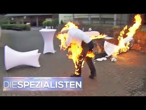 Hochzeitscrash: Schwangere Braut in Gefahr!   Die Spezialisten   SAT.1 TV