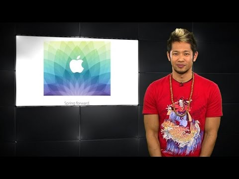 Apple Byte - Apple's official Spring Forward event happens March 9