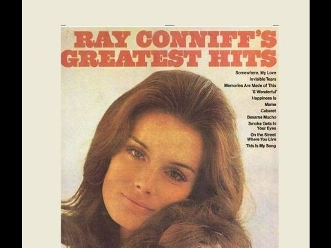 Ray Conniff Discography at Discogs