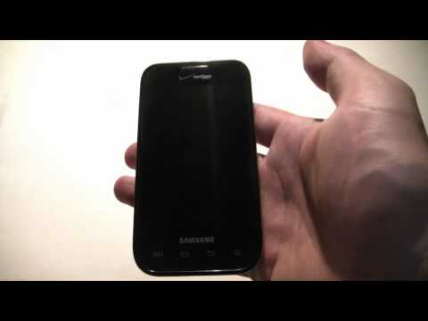 How To Restore A Samsung Galaxy S Fascinate Smartphone To Factory Settings