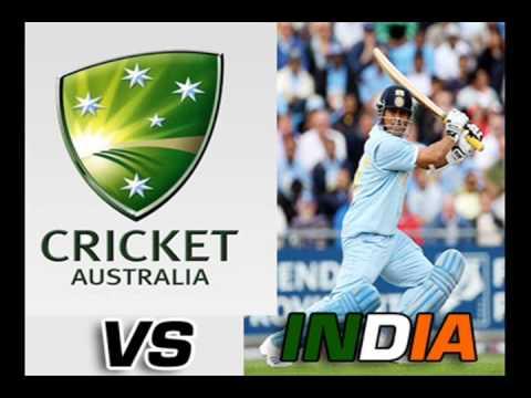 Australia vs India ICC 2009 Live Stream