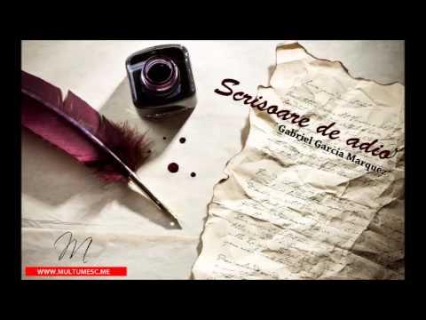 Gabriel Garcia Marquez - Scrisoare de adio (www.multumesc.me)