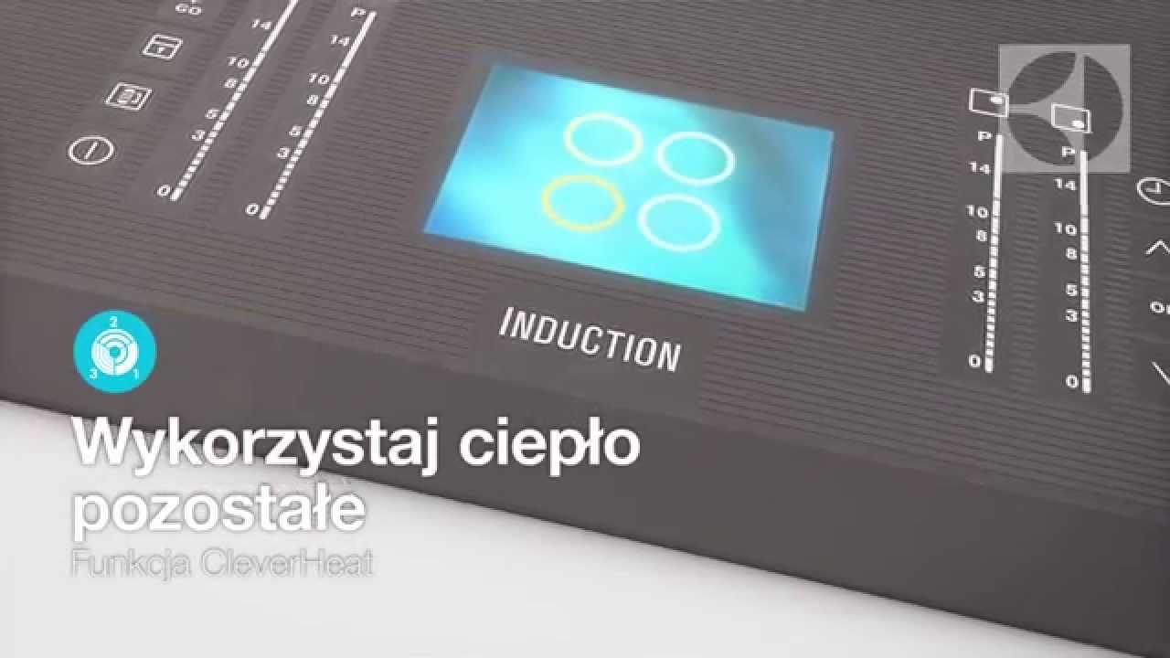 Kuchenka Indukcyjna Electrolux Płyta Indukcyjna Electrolux