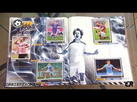 Calciatori 2012/2013, il nuovo album delle figurine Panini