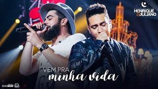 Download Lagu Henrique e Juliano - VEM PRA MINHA VIDA - DVD O Céu Explica Tudo Gratis STAFABAND