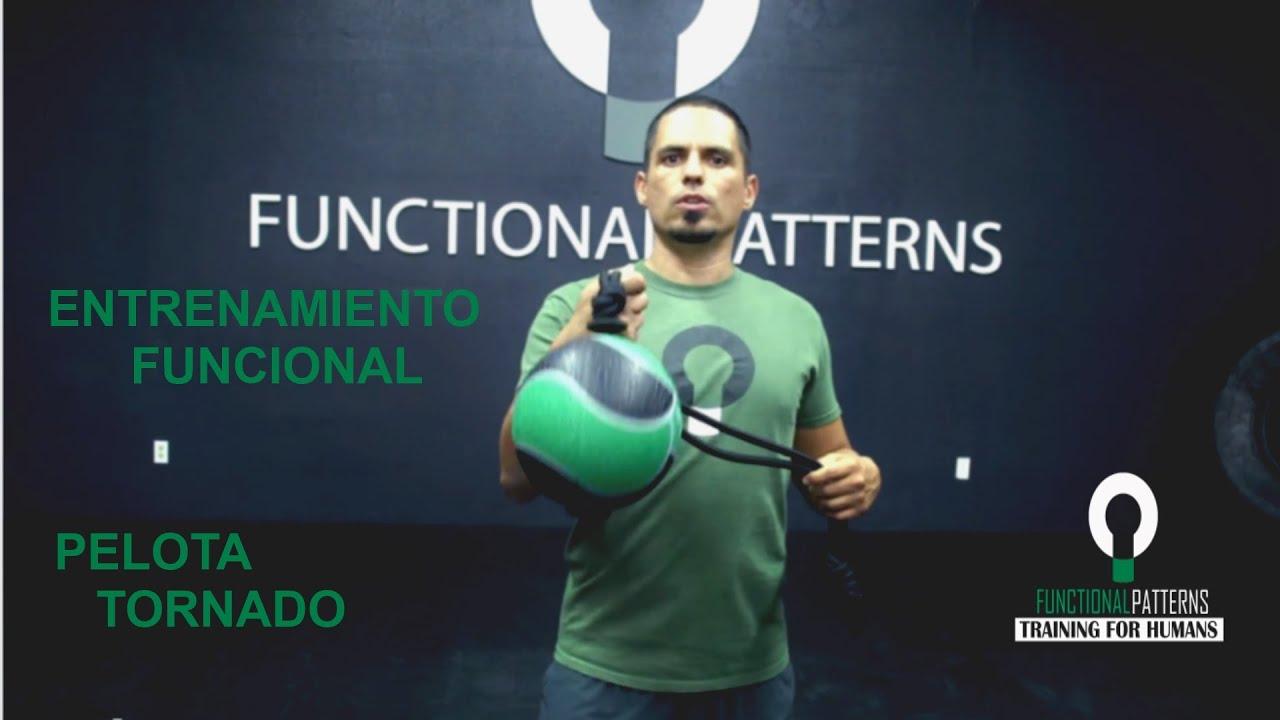Entrenamiento funcional pelota tornado youtube for Entrenamiento funcional