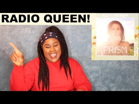 Katy Perry - Prism Album  REACTION 