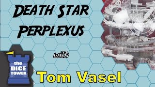 Death Star Perplexus Review - with Tom Vasel