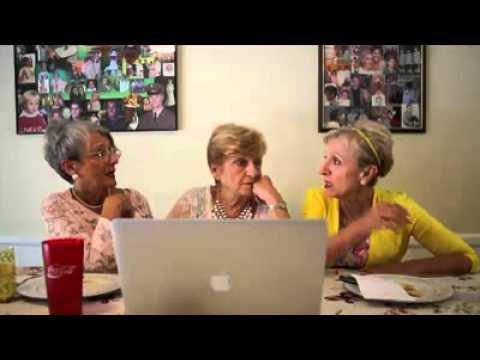 Grandma twerk!!!