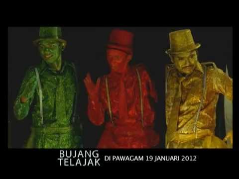 Bujang Telajak Official Trailer video