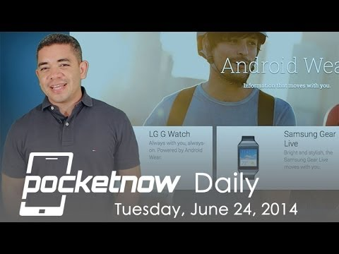 Google's Android L, LG G Watch, Samsung Gear Live sales & more - Pocketnow Daily