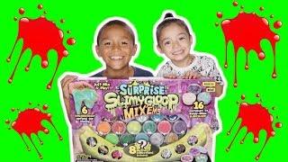 Surprise SlimyGloop Mix'Ems