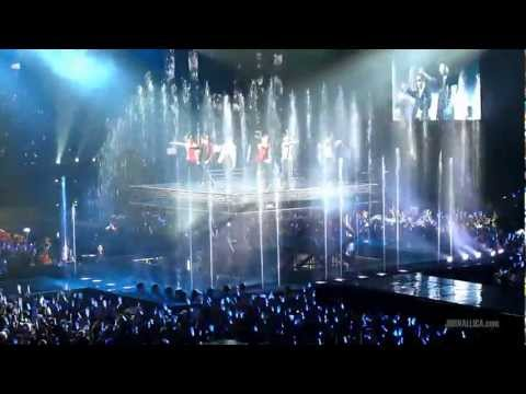 Super Junior - Superman (Live In Jakarta, 28 April 2012)