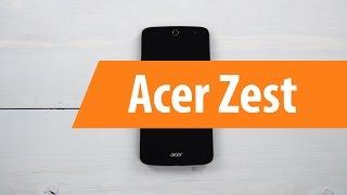 Распаковка Acer Z525 Zest / Unboxing Acer Z525 Zest
