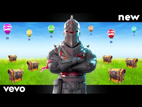 FORTNITE: BATTLE ROYALE SONG! (OFFICIAL MUSIC VIDEO)