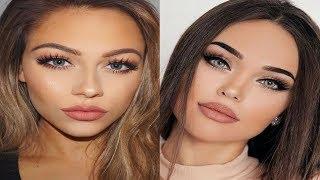 Creative Beauty Makeup Tutorial    Most Beautiful Makeup Compilation