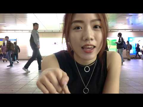 BLACKPINK - 휘파람(WHISTLE) Dance Cover In Public Challenge#1 In The MRT