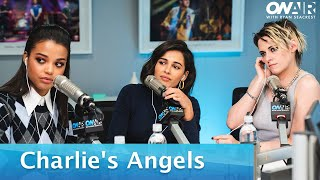 Charlie's Angels Cast Impersonate Each Other and You Have to Witness! | On Air With Ryan Seacrest