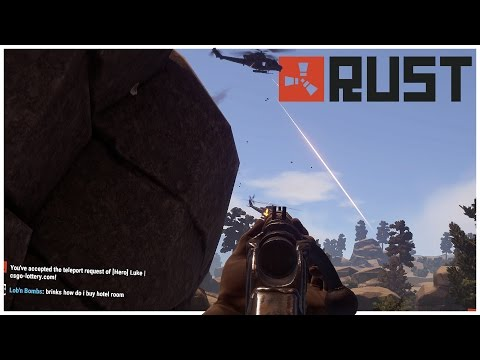 Rust 2.0 - Black Hawks Down!