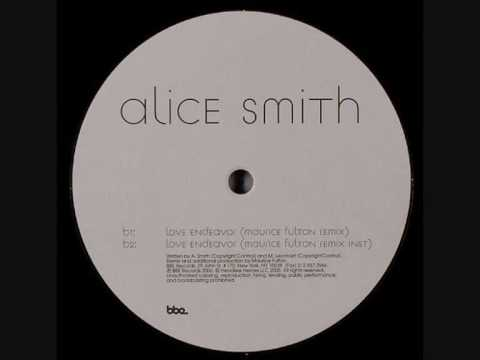 Alice Smith - Love Endeavor (Maurice Fulton Remix)