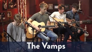 """The Vamps Perform """"Somebody To You"""""""