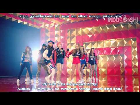Snsd - I Got A Boy (indo Sub + Romaji + Hangul) By Indososhisubs video