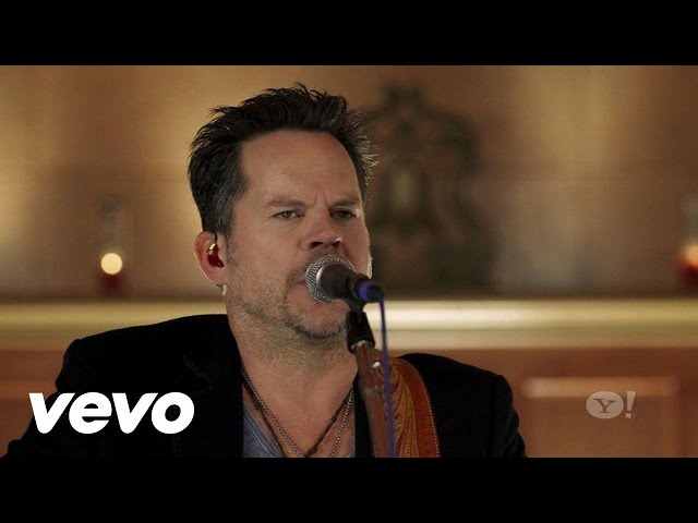 Gary Allan - It Ain't The Whiskey (Yahoo! Ram Country)