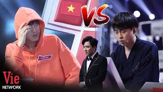 "SUPER DRAMA: ""Magic eye"" Tuan Phi honors Vietnam by battling with the Japanese master"