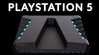PlayStation 5 - Introduction - Final Design - Sony PlayStation 5 Render - Concept