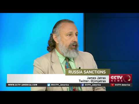 James Jatras on the sanctions and the conflict in Ukraine