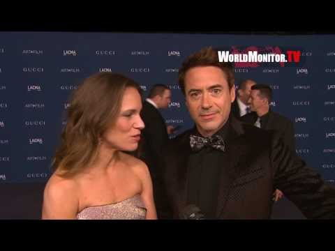 LACMA Art+Film Gala 2013 Honoring Martin Scorsese and David Hockney - Interviews