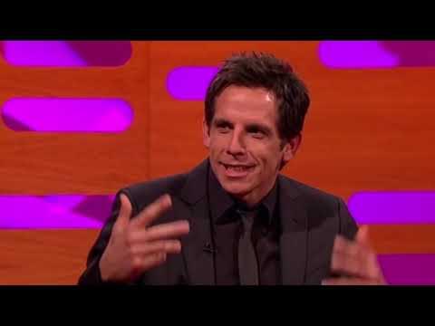 Ben Stiller's Blue Steel Pose - The Graham Norton Show